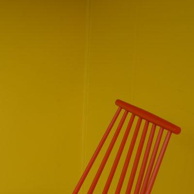 Orange meets yellow