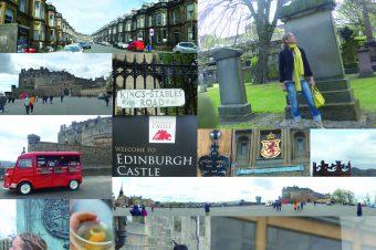 Edinburgh, Edinburgh Castle and Scotch Whisky Experience